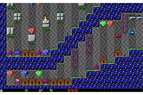 Crystal Caves (DOS) Game Download