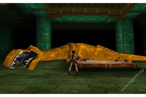Tomb Raider II - Download Free Full Games | Arcade ...