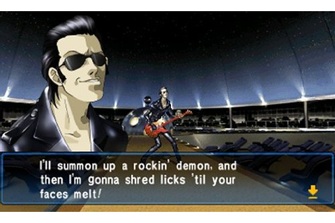 Shin Megami Tensei: Devil Summoner: Soul Hackers ...