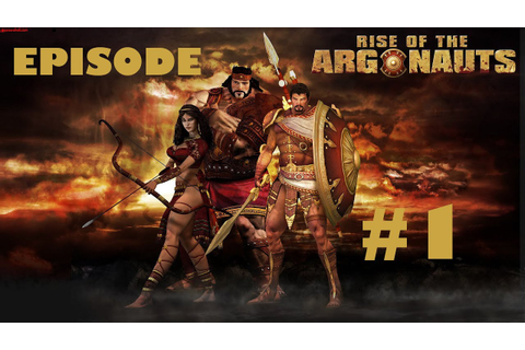 Rise of the Argonauts | Episode 1 | Iolcus - YouTube
