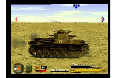 Panzer Front ausf.b - YouTube