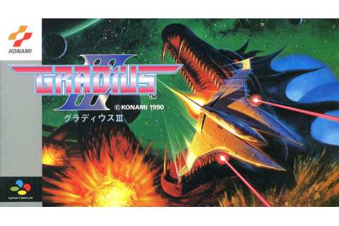 Music: Here's The Entire Gradius III Soundtrack In NES ...