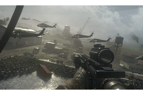 Call of Duty: Modern Warfare Remastered Review – Boots on ...
