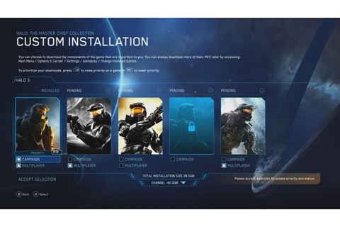 Halo Master Chief Collection Update Revealed - PwrDown