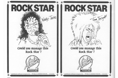 Atari ST Rock Star Ate my Hamster : scans, dump, download ...