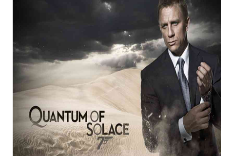 James Bond 007 Quantum Of Solace Game Download Free For PC ...