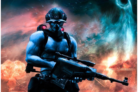 2000 AD's Rogue Trooper returns to gaming, PS4, Xbox One ...