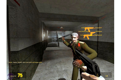 GoldenEye: Source Alpha | bit-tech.net