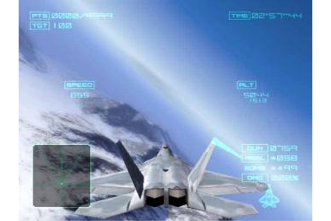 Screens: Ace Combat: Distant Thunder - PS2 (14 of 35)