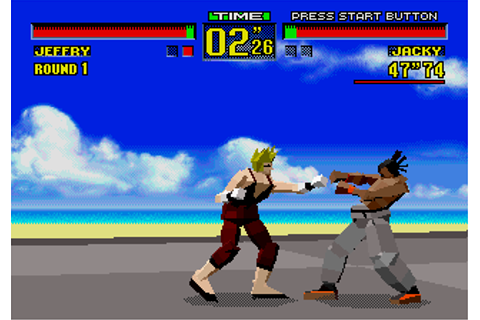 Virtua Fighter - Wikipedia