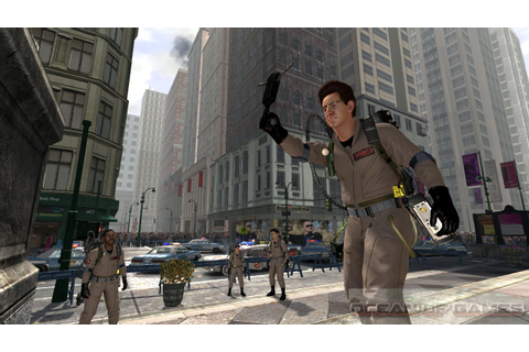 Ghostbusters PC Game Free Download - Ocean Of Games