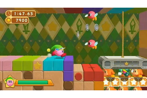Kirby's Dream Collection: Special Edition (Wii) News ...
