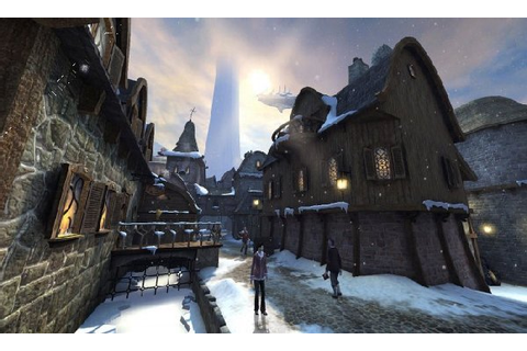 The Longest Journey PC Game - Free Download Full Version