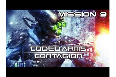 Coded Arms Contagion - Mission 9 gameplay walkthrough (PSP ...