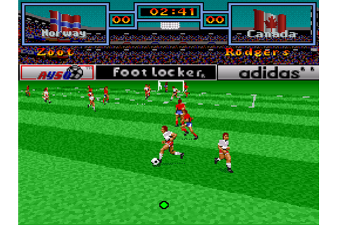 Tony Meola's Sidekick Soccer Download Game | GameFabrique
