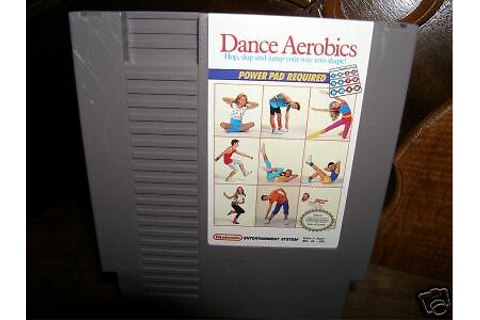 Nintendo System Game Dance Aerobics New | eBay