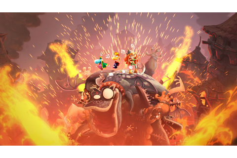 Rayman Legends arrives on Nintendo Switch in September ...