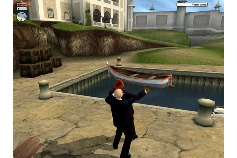HITMAN 2 SILENT ASSASSIN PC GAME FREE DOWNLOAD - PC Games ...