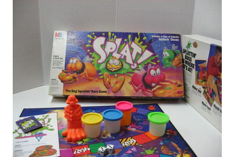 board-games- SPLAT! | Growing up was Good. | Pinterest