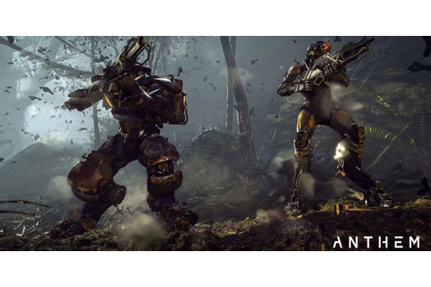 Here's What BioWare Will Show For Anthem at E3 2018 ...