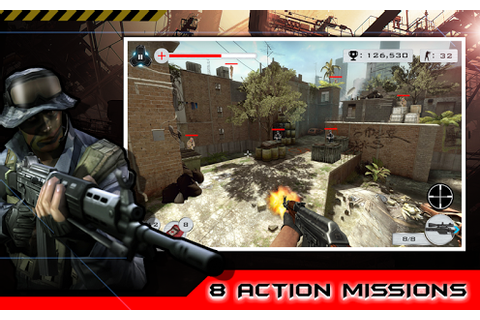Strike Shooting - SWAT Force » Android Games 365 - Free ...