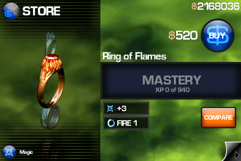 Ring of Flames | Infinity Blade Wiki | Fandom