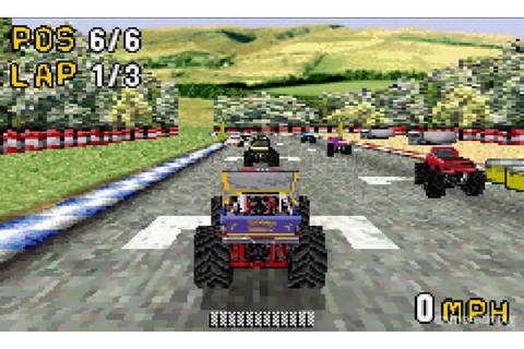 Monster Truck Madness Download Game | GameFabrique