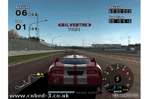R: Racing Evolution (GameCube) Preview - Page 1 at ...
