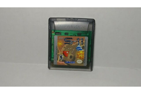 Project S 11 - Game Boy Color | eBay