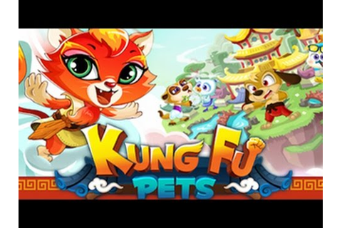 KUNG FU PETS First Gameplay Tutorial Com2uS Similar to ...