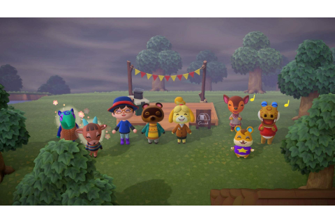 Animal Crossing New Horizons: How to Save Your Game | USgamer