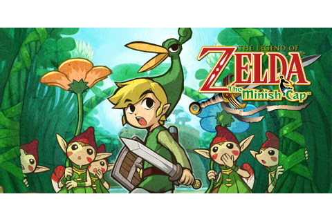 The Legend of Zelda: The Minish Cap | Game Boy Advance ...