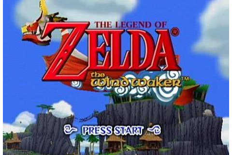 Game: The Legend of Zelda: The Wind Waker [GameCube, 2003 ...