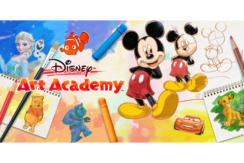 Disney Art Academy | Nintendo 3DS | Games | Nintendo