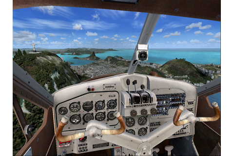 Microsoft Flight Simulator X Deluxe PC Full Free Download ...