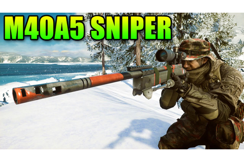 Sniper Sunday - M40A5 Rate Of Fire or Muzzle Velocity ...