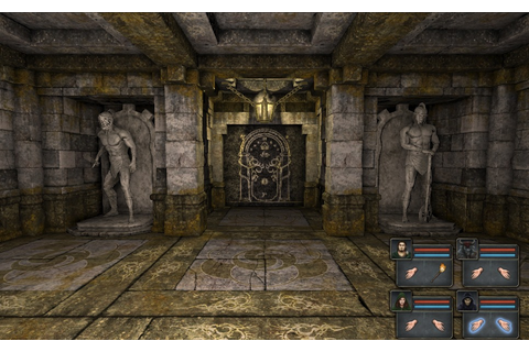 Indie Retro News: Bloodwych (The Rise of Zendik) - 42 ...
