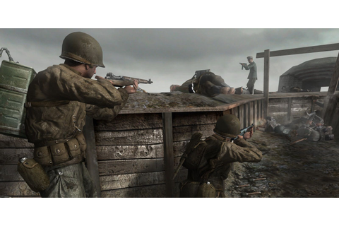 Greatest World War II Video Games Ranked | ScreenRant