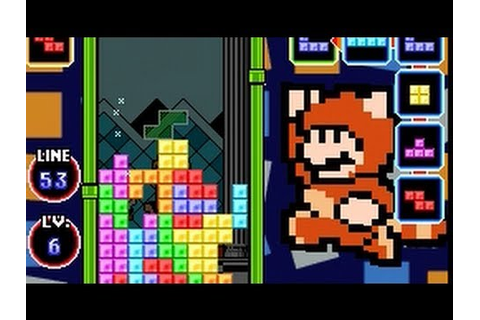 Tetris DS NDS Complete Playthrough - NintendoComplete ...