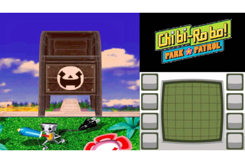 Let's Play Chibi-Robo!: Park Patrol #6: War and Peace ...
