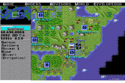 #97: Civilization II | 101 Video Games That Made My Life ...