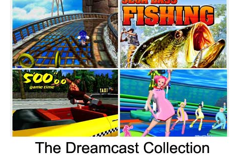 Sega packs four retro titles into the Dreamcast Collection ...