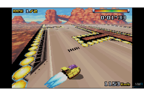 F-Zero Climax - Game - Nintendo World Report