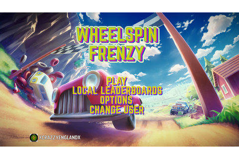 Wheelspin Frenzy News, Achievements, Screenshots and Trailers