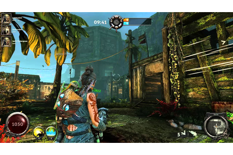 Nosgoth in-game - YouTube
