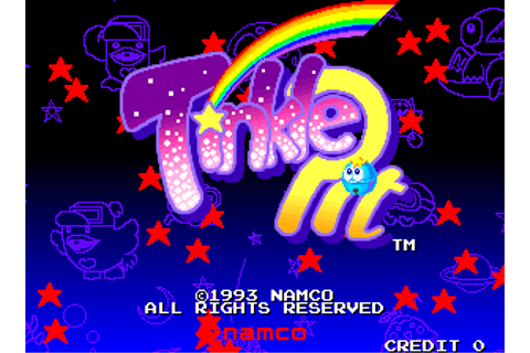 Tinkle Pit - Videogame by Namco