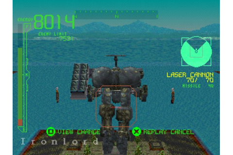 Free Download Games Armored Core : Project Phantasma ...