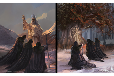 Game of Thrones – Oath of the Nightwatch « Paolo Puggioni ...