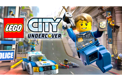 LEGO CITY Undercover - Co-Op Gameplay Trailer