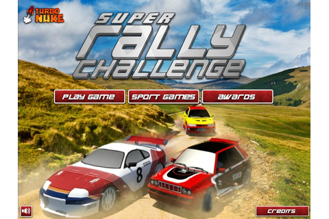 Super Rally Challenge - Funny Car Games